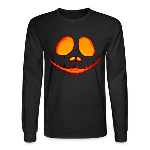 Halloween Pumpkin - Men's Long Sleeve T-Shirt