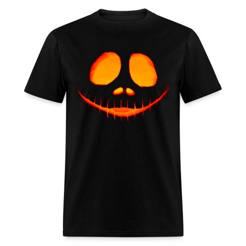 Halloween Pumpkin - Men's T-Shirt