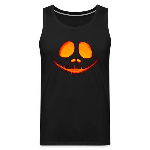 Halloween Pumpkin - Men's Premium Tank
