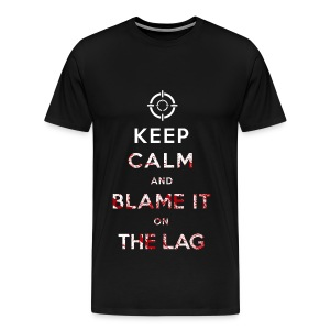 Competitive Call Of Duty TShirt - Men's Premium T-Shirt