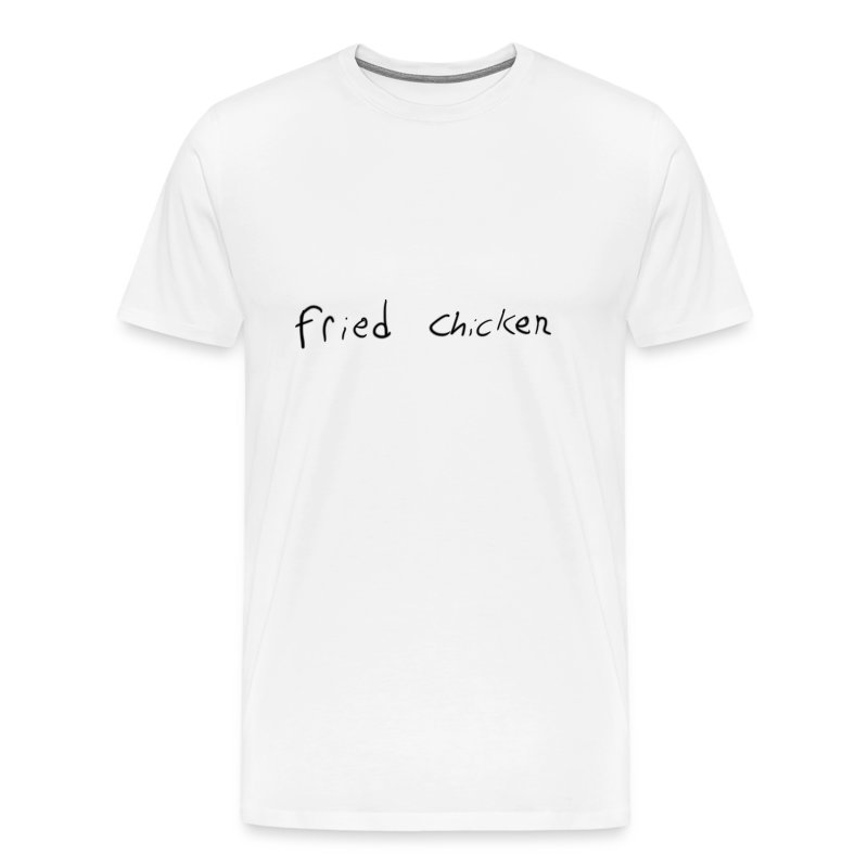 Mens' Fried Chicken - Men's Premium T-Shirt