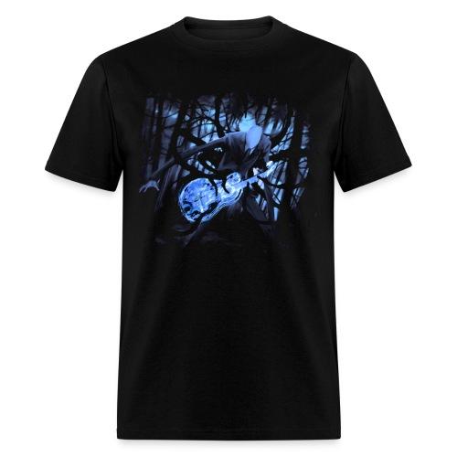 Slender Guitar 2 - Men's T-Shirt