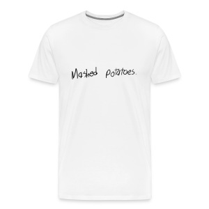 Mens' Mashed Potatoes - Men's Premium T-Shirt