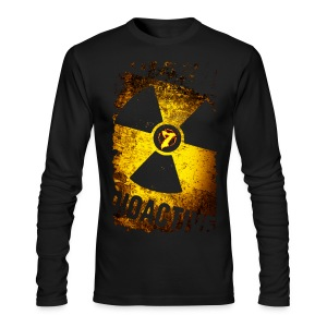 Radioactive - Men's Long Sleeve T-Shirt by Next Level