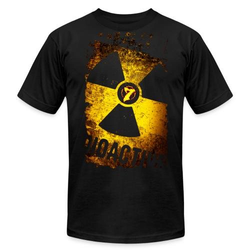 Radioactive - Men's Fine Jersey T-Shirt