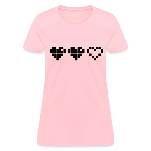 2 Lives Left - Black - Women's T-Shirt