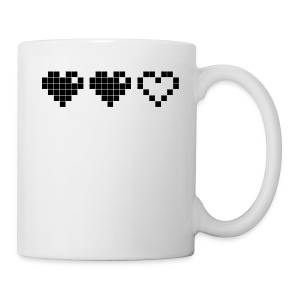 2 Lives Left - Black - Coffee/Tea Mug