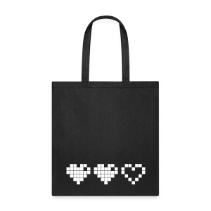 2 Lives Left - White - Tote Bag