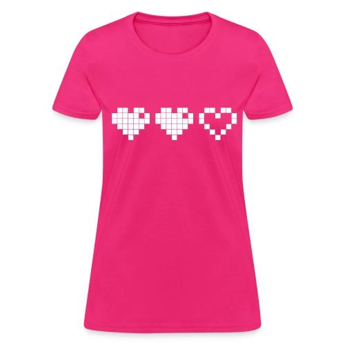2 Lives Left - White - Women's T-Shirt