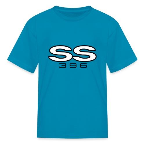 Chevy SS 396 emblem - Kids' T-Shirt