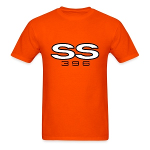 Chevy SS 396 emblem - Men's T-Shirt