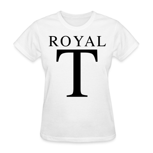 Royal T  - Women's T-Shirt