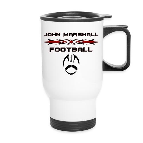 JM Fooball Travel Mug - Travel Mug