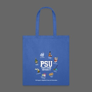 Party Store University - Tote Bag