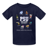 Kids' Shirts ~ Kids' T-Shirt ~ Party Store University