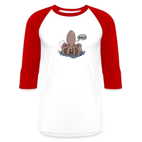 Kraken Love - Baseball T-Shirt