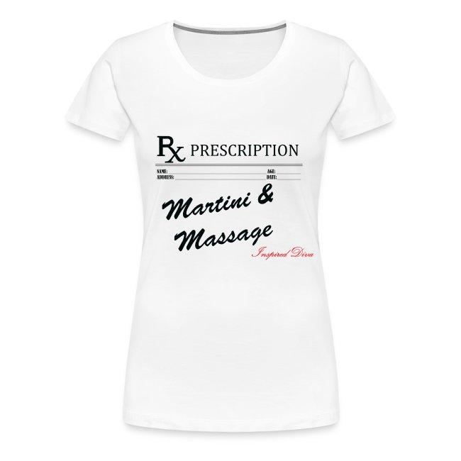 Rx Martini & Massage