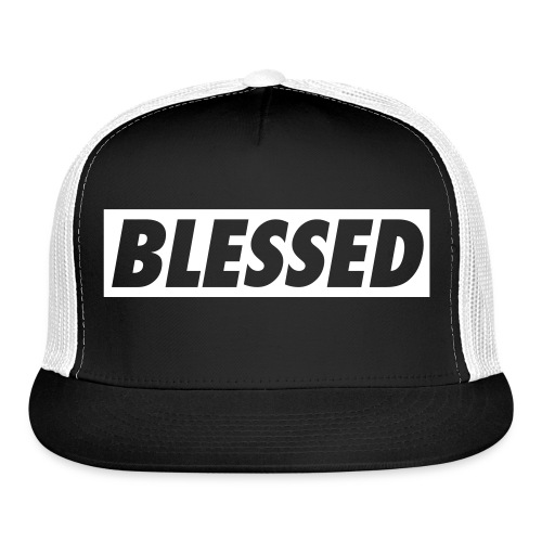 Blessed Hat - Trucker Cap