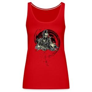 Grim Reaper - Women's Premium Tank Top