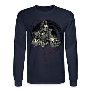 Grim Reaper - Men's Long Sleeve T-Shirt