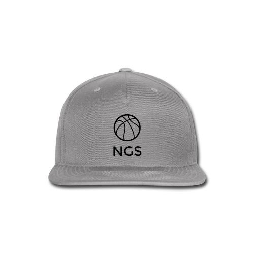NGS Snapback Hat - Snap-back Baseball Cap