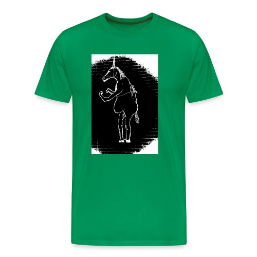 Dark Sketch - Men's Premium T-Shirt