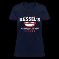 Women's T-Shirts ~ Women's T-Shirt ~ Kessel's All-American