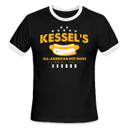 T-Shirts ~ Men's Ringer T-Shirt ~ Kessel's All-American