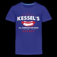 Kids' Shirts ~ Kids' Premium T-Shirt ~ Kessel's All-American