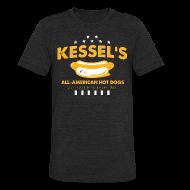 T-Shirts ~ Unisex Tri-Blend T-Shirt ~ Kessel's All-American