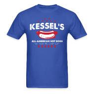 T-Shirts ~ Men's T-Shirt ~ Kessel's All-American
