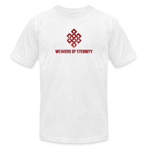 Weavers of Eternity (Relic) Men's - Men's Fine Jersey T-Shirt