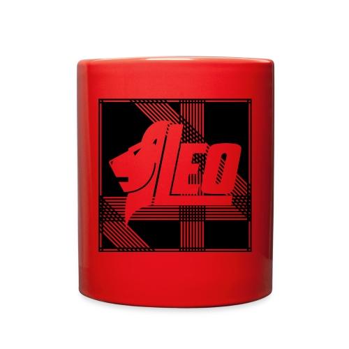 LEO Geometric [Mug] - Full Color Mug
