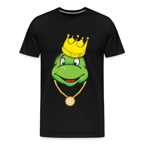 King Turtle - Men's Premium T-Shirt