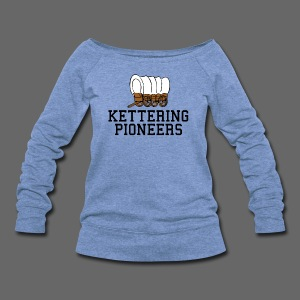 Kettering High - Women's Wideneck Sweatshirt