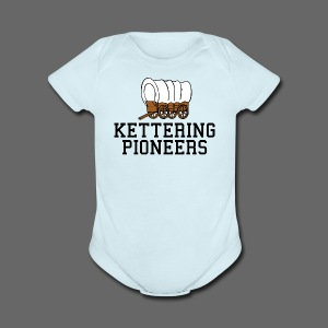 Kettering High - Short Sleeve Baby Bodysuit