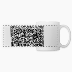 Morris Kelmscott Colophon Accessories