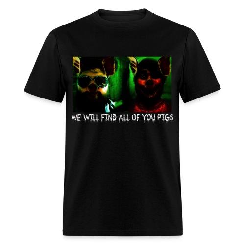 Outlast Piggies for Men - Men's T-Shirt