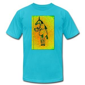 Summer Bright Beach Time - Men's Fine Jersey T-Shirt
