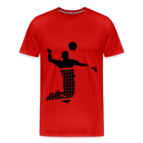High Kick - Men's Premium T-Shirt