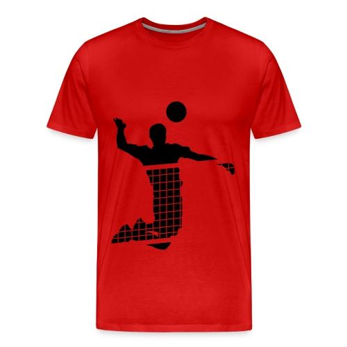 High Kick - Men's Premium T-Shirt