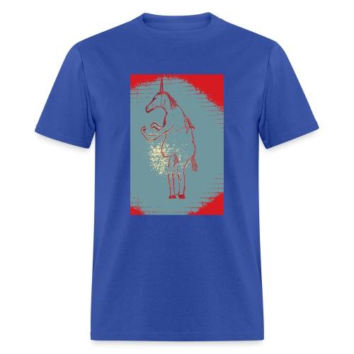 Cool blue -Gildian Style - Men's T-Shirt