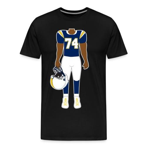 74 - Men's Premium T-Shirt