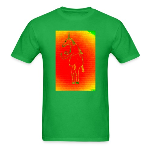 Green Extreme - Gildian Style - Men's T-Shirt
