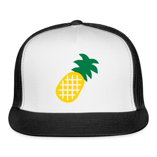 Pineapple Hat - Trucker Cap