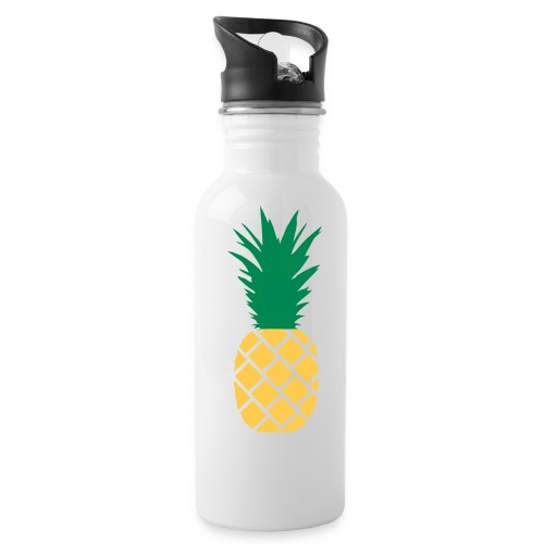 Pineapple Water Bottle - Water Bottle