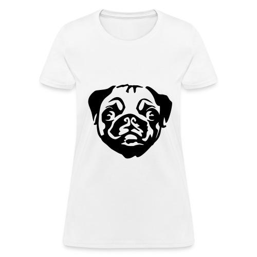 Pug - Women's T-Shirt