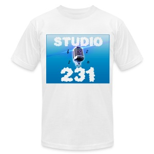 Studio 231 (Athlethic Fit) - Men's T-Shirt by American Apparel