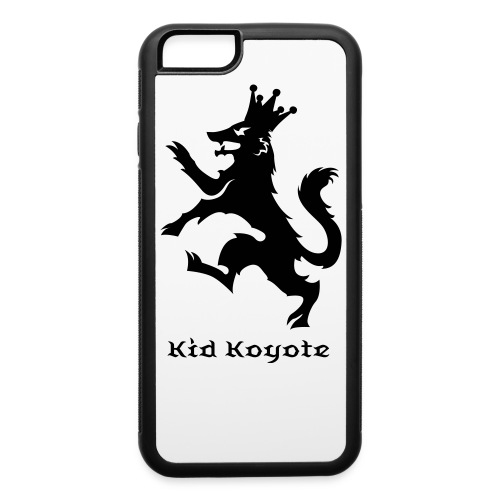 Kid Koyote with Crown - iPhone 6/6s Rubber Case
