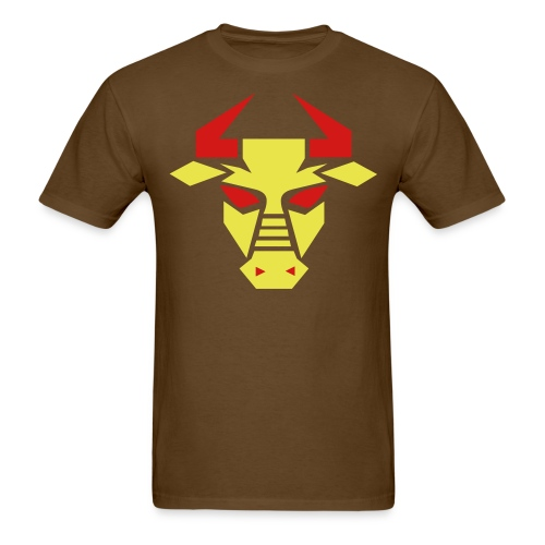 NO bull just business  - Men's T-Shirt